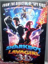 Cinema Poster: ADVENTURES OF SHARKBOY AND LAVAGIRL 2006 (Lenticular One Sheet)