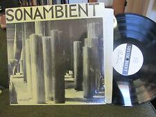 HARRY BERTOIA SONAMBIENT NM private bellissima '79 orig w/shrnk lp NWW ENO sound