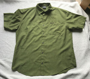 Immaculate Mens JACK WOLFSKIN shirt XL