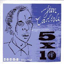 45 EP Jim Carlisle 5 X 10 - When It Rains It Really Pours +1 - GREAT BLUES ! NEW