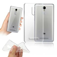xiaomi redmi note 3 - Transparent Back Cover - NO HIDDIN COST - PAY ONLY RS 69