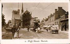 Barnet. High Street # 9. Tram.