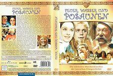 (DVD) Feuer, Wasser und Posaunen (Sowjetischer Märchenklassiker 1968)