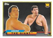 2018 Topps Heritage WWE Big Legends Insert Singles - You Choose