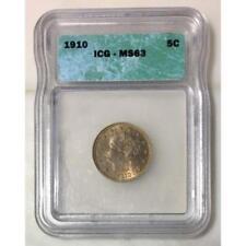 1910 Liberty Nickel ICG MS63 *Rev Tye's* #4201109