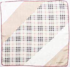 Écharpes et châles foulards à motif Géométrique Burberry pour femme ... 339b2ccaa75