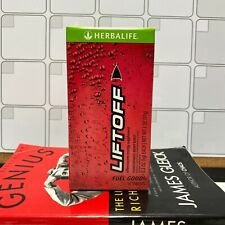 Herbalife Liftoff 10 energy tablets multivitamins from ginseng root Pomegranate