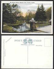 Old Canada Postcard - Toronto, Ontario - Ravine Stream in Reservoir Park