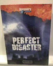 NIB Discovery Channel Perfect Disaster Season 1 3 Disc Set Unopened Sealed