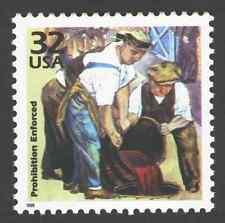 US. 3184 c. 32c. Prohibition Enforced. Celebrate The Century. MNH. 1998