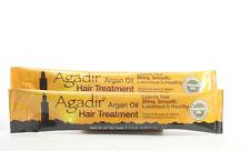 2 Pack - Agadir Argan Oil Hair Treatment ONLY, 0.25 fl oz Each