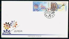 Mayfairstamps Armenia FDC 2006 Gears and Keys Europa First Day Cover wwe_82795