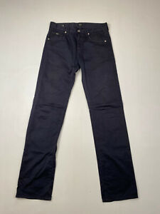 HUGO BOSS Chino Trousers - W30 L34 - Navy - Great Condition - Men's
