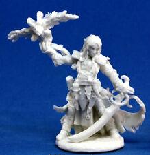 1 x SELTYIEL MAGE ICONIC - BONES REAPER figurine miniature resine jdr rpg 89014