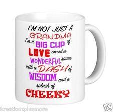 Ouma, Grandma, Granny, Nanna 11oz Coffee Mug birthday gift