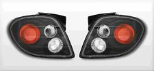FITS HYUNDAI TIBURON 2000-2001 TAIL LIGHT BLACK