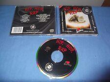 """VV.AA """"HIP, HOP, RAP"""" CD DIG IT INT'L 1995 ITA"""