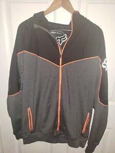 Fox Racing Mens Lightweight Jacket Size XL