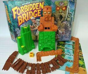 Forbidden Bridge Game Parts