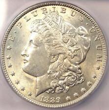 1889 VAM-5A Barwing Morgan Silver Dollar $1 - ICG MS63 - $1,000 Guide Value