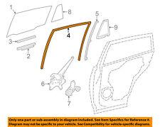 Toyota Oem 13-16 Rav4 Window Glass-Rear Door-Run Channel Right 681420R030