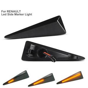 For RENAULT MEGANE Vel Satis Avantime Espace Scenic Wind LED Side Marker Lights