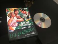 Citation En Honduras DVD Glenn Ford Ann Sheridan Zachary Scott