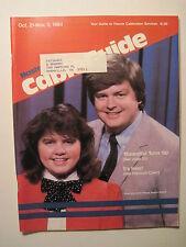 Nashville Cable Guide October 1984. Maranatha! Empire Strikes Back on video!