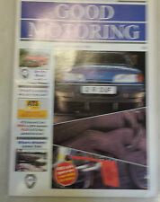 GOOD MOTORING Magazine January/March 1991 Vol. 51. No.1