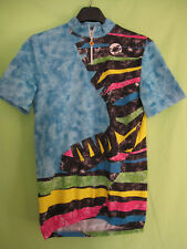 Maillot Cycliste Castelli vintage 80'S Jersey Cycling Shirt oldschool - 5 / XL