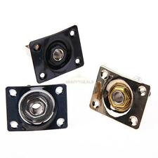 3 Guitar Output Jack Plate Socket Square for Mono LP Electric Guitar Accessories