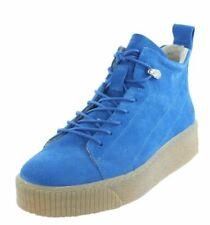 Calzado de mujer botines azules Tamaris