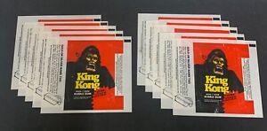 1976 Topps King Kong Wax Packs