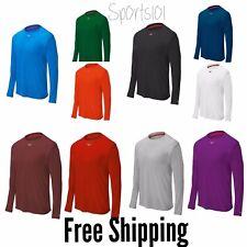 Mizuno Adult Compression Long Sleeve Crew Neck Shirt Various Colors 350502