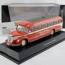 Schuco 1/43 Mercedes-Benz O6600 Travel favorite red/cream 450274900