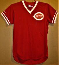 Cincinnati Reds #55 Minor League Baseball Warm-Up Jersey