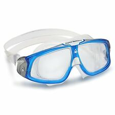 Aqua Sphere Seal 2,0 Swimming Goggle - Light blue / Clear lens