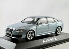 Audi RS6 (C6 Typ 4F)    2008-2010  monzasilber metallic  / Minichamps  1:43