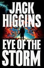 Eye of the Storm, Jack Higgins, 0399137580, Book, Acceptable