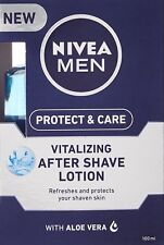 Nivea Men Vitalizing After Shave Lotion - 100 ml -FREE SHIP