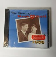 The Heart of Rock 'n' Roll 1956 Time Life Music •CD •New Sealed