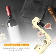 Champagne Wine Dispenser Fountain Bottle Beer Ejector Feeding Flirt Gun