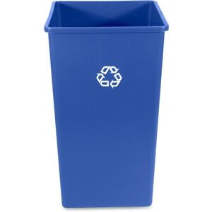 Rubbermaid Commercial Untouchable Recycling Container 395973BE 395973BE  - 1