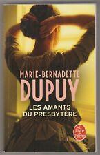 Les amants du presbytère Marie-Bernadette DUPUY