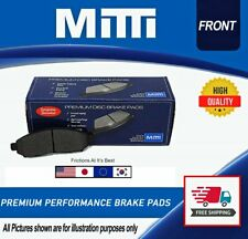 D918 For BMW Brake Pad Premium Front Pads Kit Fits 328i, 335i, 323i, 328xi, 335i