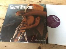 gene watson-no one will ever know 1980 capitol records l.p.