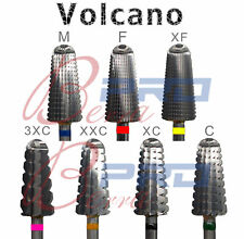 Proberra Volcano acrylic dipping powder fast efficient job sharp nail drill bits