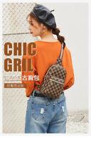 Men and women Chest Bag,High qu Sling Shoulder Backpack,Anti Theft Water Resist