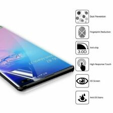 FULL Screen Protector Film For Samsung Galaxy S8 S9 S10 e S20 Ultra Plus Note 10