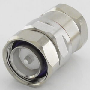 "7/16 DIN Male Plug for LDF5-50 AVA5-50 LCF78-50JA Andrew 7/8"" Heliax"